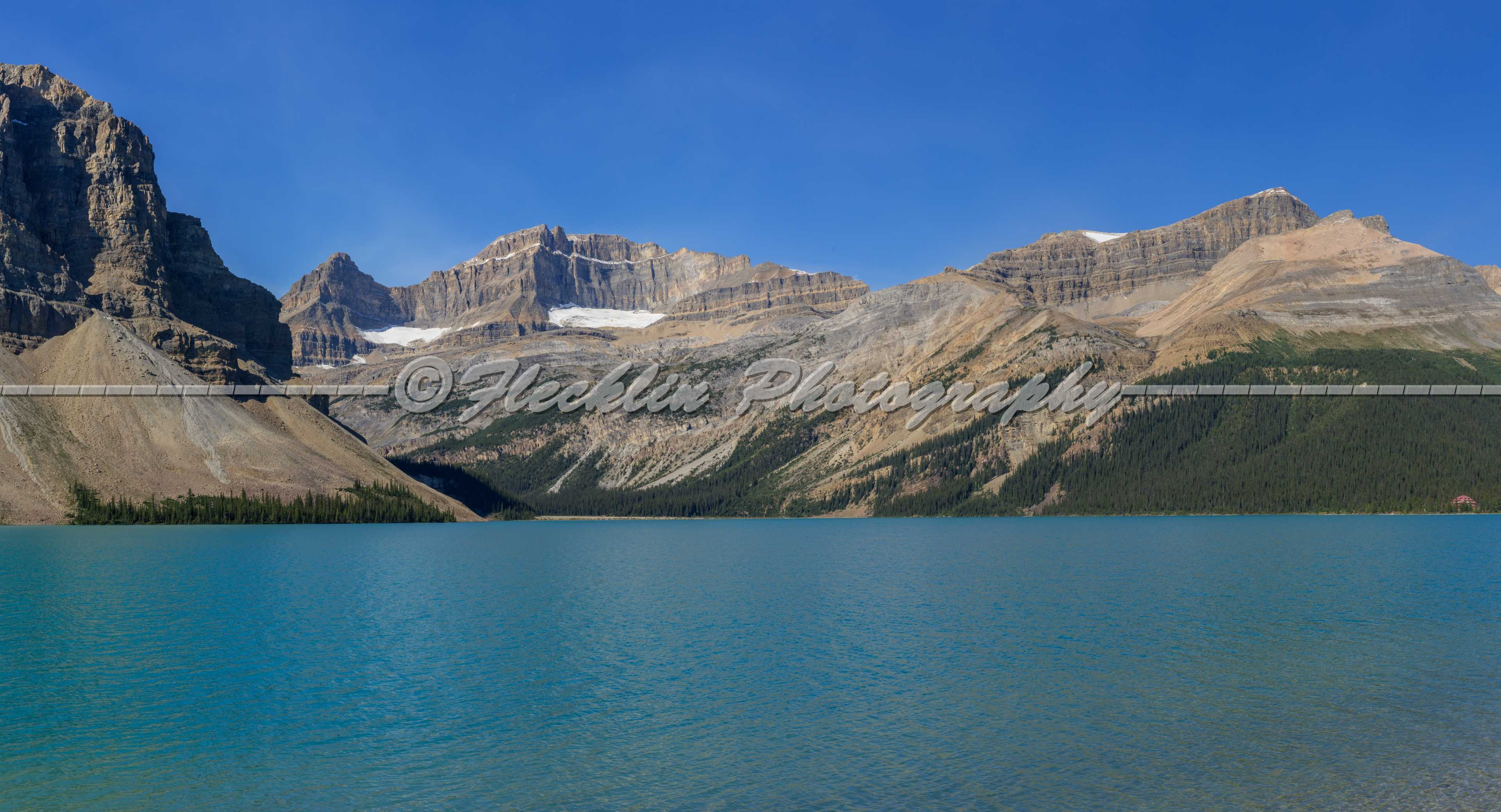 Bow Lake In Summer Wallpaper Bow Lake Photo Shared By Minna