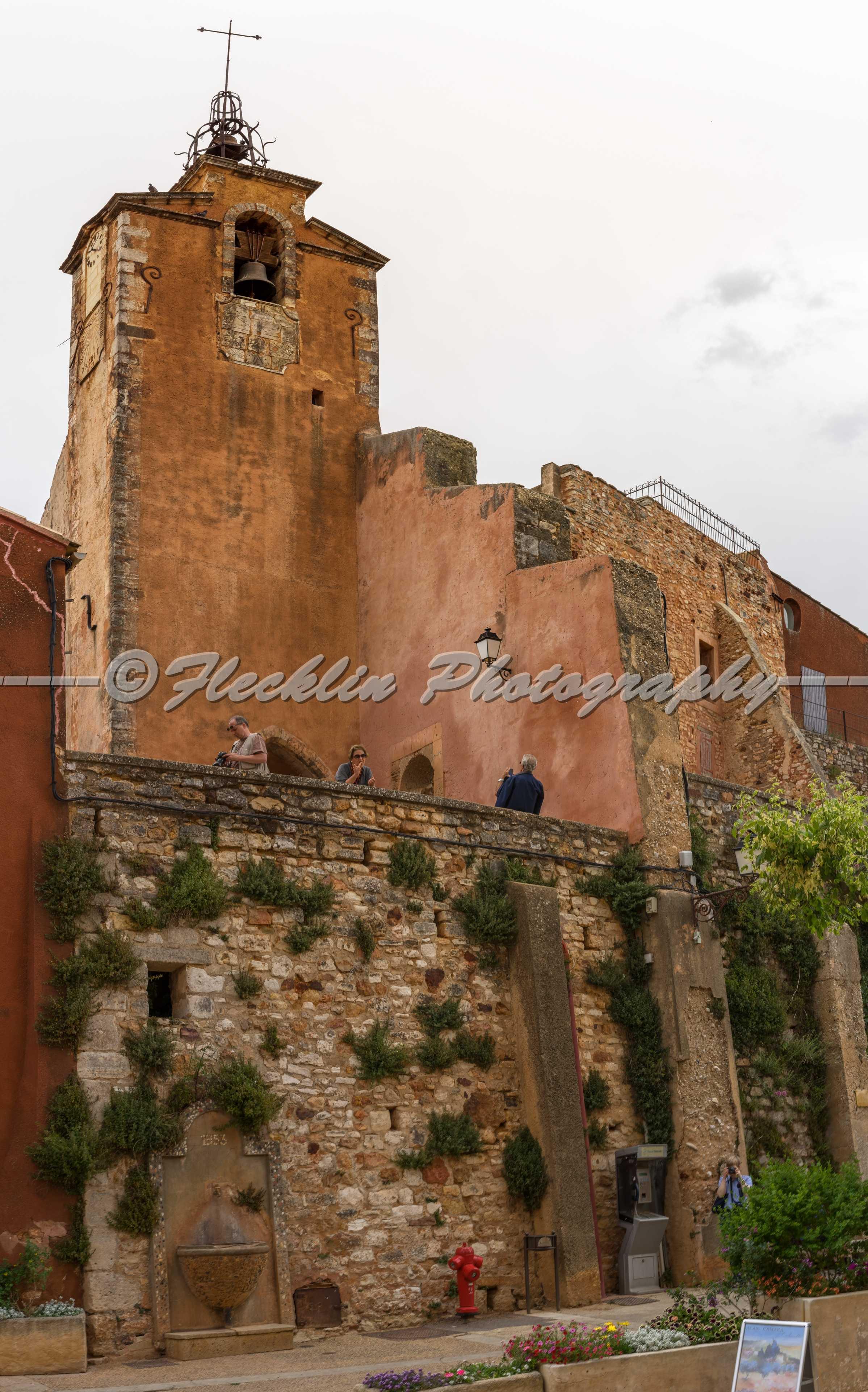 Roussillon for Haute provence