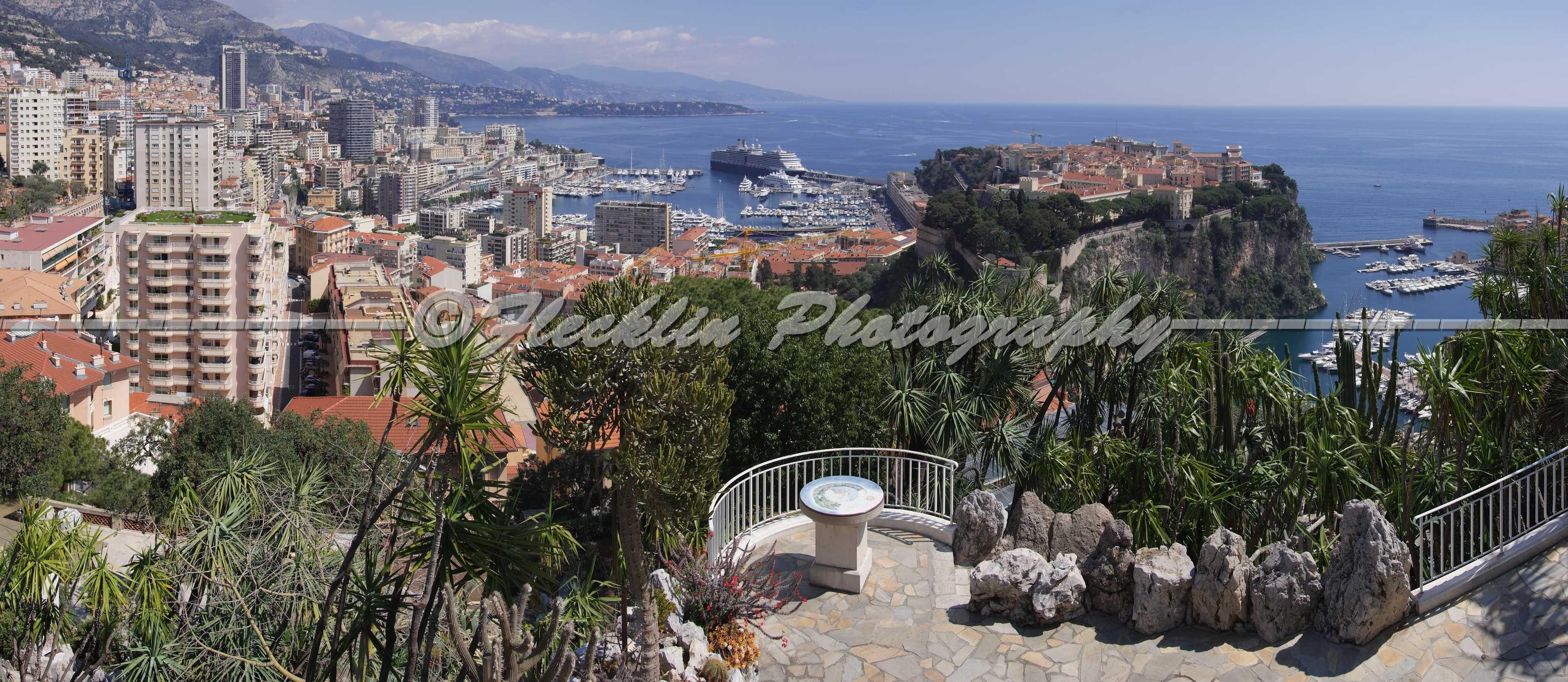 Monte carlo for Jardin exotique