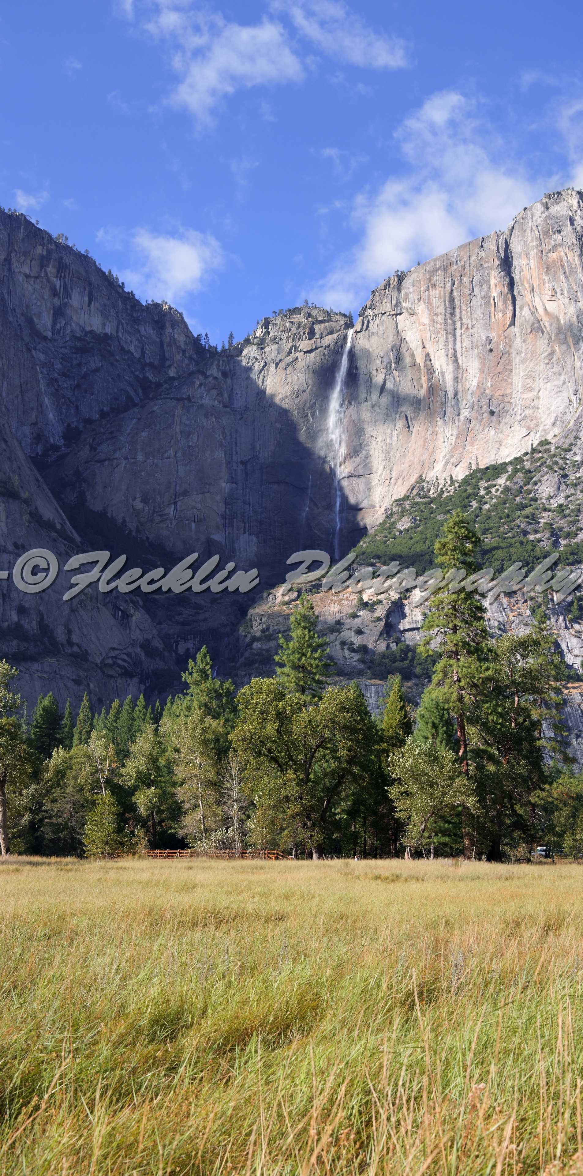 Yosemite fall for Landscaping rocks merced ca